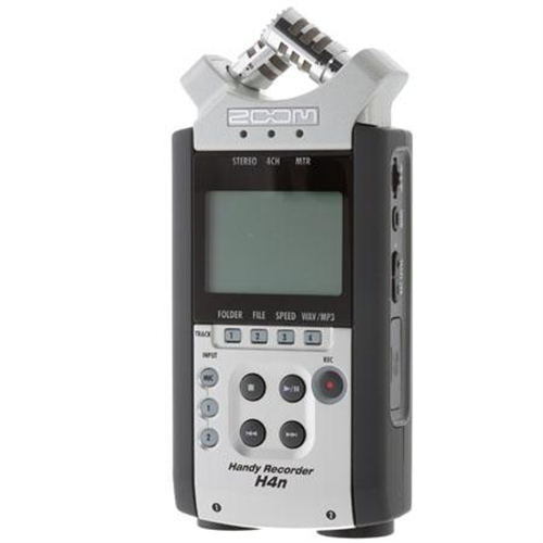 ZOOM H4N PRO 4CH AUDIO RECORDER KIT